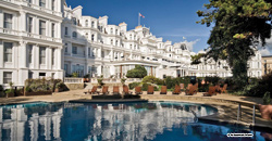 The Grand Hotel Eastbourne Sussex