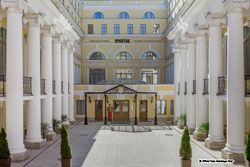 The Official State Hermitage Hotel St. Petersburg